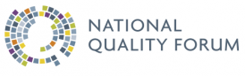 Logo of the Natiional Quality Forum