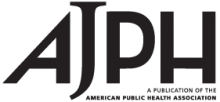 The logo of the American Journal of Public Health